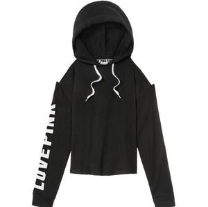 🔥NEW PINK Cold Shoulder Pullover